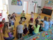 AFRO worskhůpek pro děti v MŠ Saphira