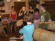 Projekt Hledání společného jazyka v rytmu, 1. část