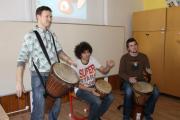 Prezentace projektu Společný jazyk v rytmu