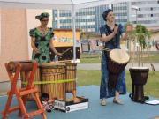 Otevírání multifunkční zahrady škol pro sluchově postižené v Olomouci