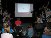 Projekt Hledání společného jazyka v rytmu , 2. část - Brno